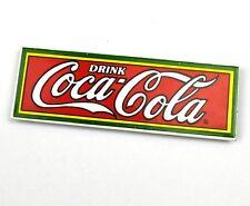 Coca-Cola USA Magnet Kühlschrankmagnet Fridge Magnet Coke - Logo