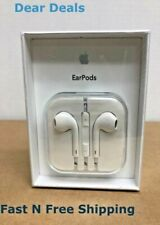OEM EarPods Earphones Earbuds For iPhone 5 5s 6s 6+ MD827LL/A Free Shipping