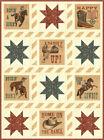 HOME+ON+THE+RANGE+-+Moda+Quilt+KIT+-+Quilt+Pattern+%2B+Moda+Fabric