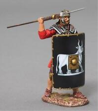 Thomas Gunn Roman Empire Rom011C 9Th Legionnaire Launching Pilum Black Mib