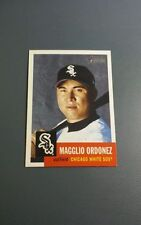 MAGGLIO ORDONEZ 2002 TOPPS HERITAGE CARD # 66 A6280