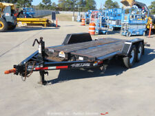 New Listing2013 Felling Ft-12 Trailer Tilt Deck Flatbed Equipment Tandem Axle bidadoo