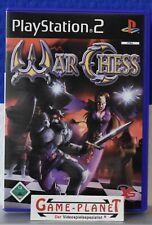 War Chess Playstation 2 NEUWERTIG Schach  OVP USK ab 12 XS Games Magie Fantasie