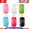 New 2.4GHz Wireless Cordless Mouse Mice Optical Scroll For PC Laptop Computer UK