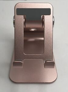 OMOTON Adjustable Cell Phone Stand Rose Gold