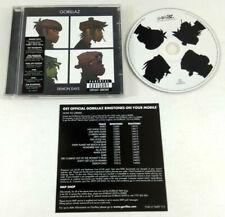 CD Gorillaz  Demon Days  Disque etat parfait  Envoi rapide et suivi
