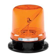 ECCO 7660A LED Beacon Light Lamp RotoLed 7660 Series Bolt Mount Amber Lens
