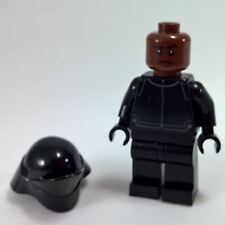 First Order Crew Member (75104) (Reddish Brown Head) LEGO Minifigure