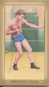 """Battling"" Nelson Collectible Card -  2005 Helmar Brewing Co."