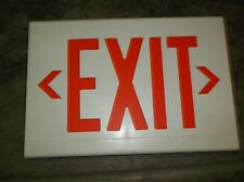 Life Forms  Dual Lite LX Series LED Exit Signs 0020520T *FREE SHIPPING*