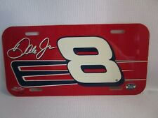 2005 Dale Earnhardt Jr #8 Racing NASCAR NEXTEL Cup Series License Plate NEW
