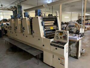 Komori Sprint L-425 BP printing press