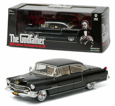 1955 Cadillac Fleetwood Series 60 The Godfather Der Pate 1:43 GreenLight 86492
