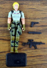 2006 GI JOE G.I. JANE Action Figure (V1) Physicist Series 22 COMPLETE