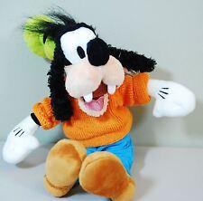 "Authentic Original Disney Parks ""Goofy"" Plush Doll Toy - 13"""