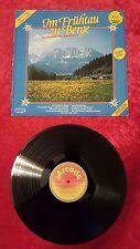 Various – Im Frühtau Zu Berge - Die 20 Schönsten Alpenlieder LP Vinyl NM #9