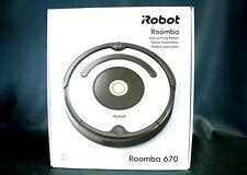iRobot Roomba 670 Vacuum Cleaner Robot Wi-Fi Carpet Hard Floors New sealed box