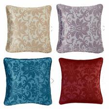 "Denton Luxury Durable Damask Cushions (18x18"") - 4 PACK FILLED CUSHIONS"