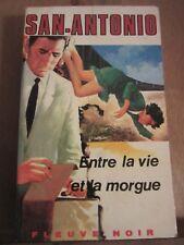 San-Antonio: Entre la vie et la morgue/ Fleuve Noir, 1971