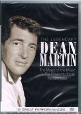 The Legendary DEAN MARTIN Live Performances Gift Idea DVD OFFICIAL UK NEW