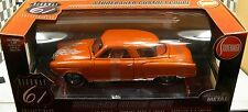 GOLD 1950 STUDEBAKER HOT ROD HIGHWAY 61/DCP 1:18 SCALE DIECAST METAL MODEL CAR