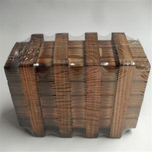 Magic Puzzle Box Wooden Secret Compartment Teaser Toys Gifts Puzzle Box AU