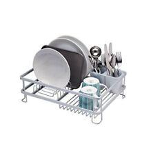 Scolapiatti da cucina in alluminio