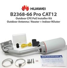 Huawei CPE Pro B2368 4x4 MIMO CAT12 LTE Antenna / Router 4G LTE+ Outdoor 2