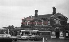 PHOTO  SR DORKING RAILWAY STATION IN 1976