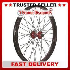 Cruiser Clincher Schrader Bicycle Front Wheels