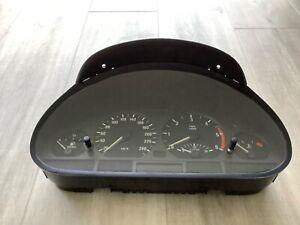 #6901923 #0263606218 BMW E46 INSTRUMENT CLUSTER SPEEDOMETER KMH
