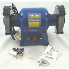 """Toolzone 150mm (6"""") Bench Grinder - 6 Inch 370w"""