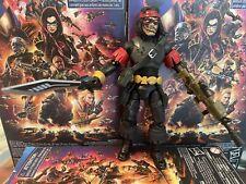 g.i. joe classified ninja force Spirit IronKnife!