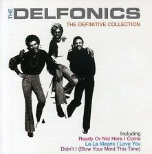 The Delfonics - Definitive Collection [New CD] Germany - Import