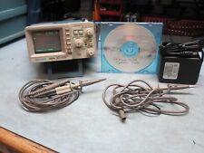Tektronix 222a Digital Oscilloscope P400 1x Probes Cd Manual