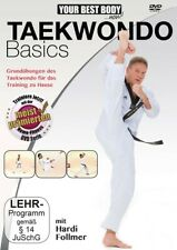 HARDI FOLLMER - TAEKWONDO BASICS  YOUR BEST BODY  DVD NEU
