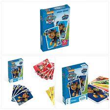 Disney SNAP CARD GAMES - Select Character - Children's Games Memory Pairs Domino
