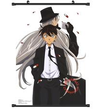 3627 Anime Detective Conan Wall Poster Scroll cosplay