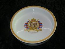 Commemorative SHELLEY Child's Bowl Coronation King George VI & Elizabeth 1937