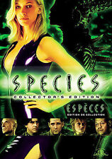 Species 2 DVD collectors edition - choose English Spanish or French - has Nudity
