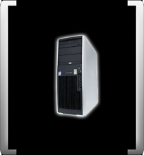 HP COMPAQ XW 4400 INTEL DUAL CORE 6600 2,40 GHZ 4GB RAM 160GB HDD DVD-ROM SERVER