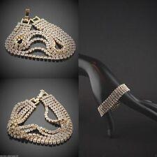 Modeschmuck-Armbänder aus Stein für besondere Anlässe Karabinerverschluss