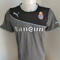 superbe Maillot football espanyol Barcelone Football  taille s puma