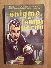 Enigme dans le temps perdu - Sherlock Holmes - TBE