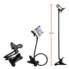For Each Phone Models Black Flexible Bracket Cell Phone Stand Holder Desk Bed PR