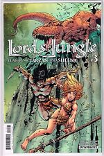 LORDS OF THE JUNGLE #3 Cover B Dynamite  NM- Comic - Vault 35