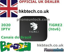 TIGRE2 TV2 Brazilian Portuguese Internet Streaming Android TV Box -- UK posting