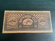 More details for the karate kid miyagi-do karate school kit limited edition 787 of 1500 cobra kai