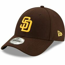 San Diego Padres New Era The League 9FORTY Adjustable Hat - Brown