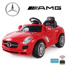 Origine Mercedes-Benz SLS Véhicule Voiture électrique Enfant TÉLÉCOMMANDE ROUGE